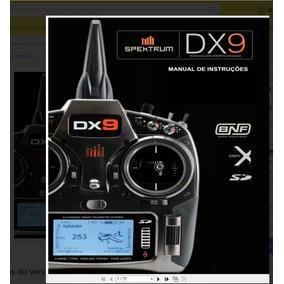 Manual Do Rádio Controle Spektrum Dx9 Em Português