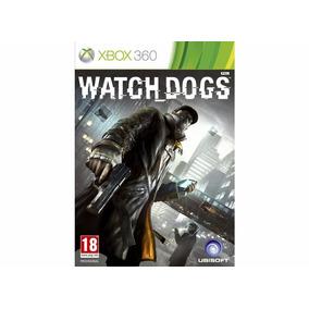 Watch Dogs Para Xbox360 Frete Barato