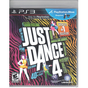 Just Dance 4 Ps3 Original Mídia Física