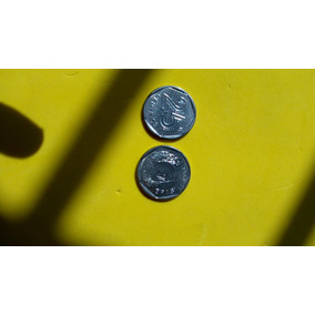 Moeda 25 Centavos 1994 Reversa (ver Vídeo)