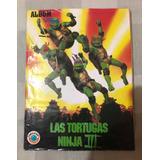 Álbum Tortugas Ninja 3