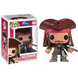 Pop! Disney Series 04 Jack Sparrow Piratas Del Caribe Nuevo