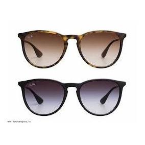 Rayban Erika Metal Dourado - Óculos no Mercado Livre Brasil d86c7d13365a2