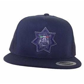 Gorras Policía Federal Mexico