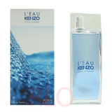 Perfume Importado Kenzo L´eau Par Kenzo Femme 100 Ml Edt