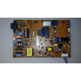 Placa Fonte Tv De Led Lg 55ln549e Eax64905601 (1.9)