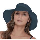 Chapéu Califórnia– Proteção Solar Uv – Uv Line no Mercado Livre Brasil 25e8447790c