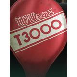 Raquete De Tênis Wilson T3000 Usada