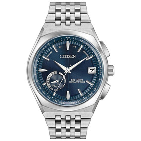 Reloj Citizen Satellite Wave World Time Gps Para Cabal-60860