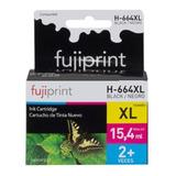 Tintas Pack De 2 Tintas H- 664 Xl Fujiprint