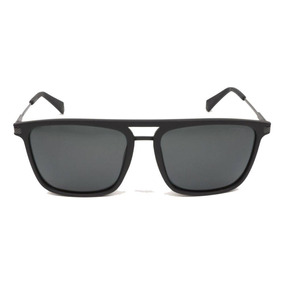 401cfa6b0833d Oculos De Sol Retangular - Óculos De Sol Polaroid no Mercado Livre ...