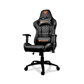 Silla Gamer Cougar Armor One Negro, 180°, Reclinable