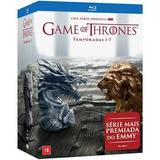 Box Bluray - Game Of Thrones - Temporadas 1-7
