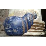Antigua Conopa De Piedra Sodalita , La Mejor Replica Inca ,