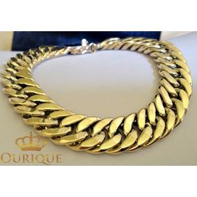 5a6a3a0e0c1 Pulseira De Ouro Ourique - Joias e Bijuterias no Mercado Livre Brasil
