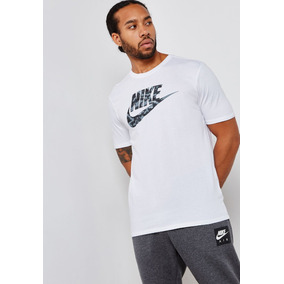 Nike Playera Tee Camo Para Hombre Envío Gratis