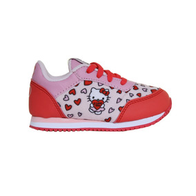 Zapatillas Topper Moda Theo Kitty Ii Valentine Bebe Be/rj