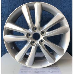 Roda Liga Leve Aluminio Hyundai Ix35 Aro 18 5x114 529102s300