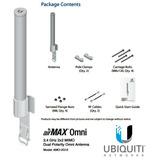 Antena Ubiquiti Amo-2g10 2.4ghz Omni-directional Dual-polari