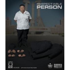Hot Action Figure 1/6 Limited Edition Exclusivo Kim Jong -un