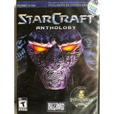 Star Craft Antholgy Para Pc Como Nuevo