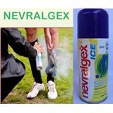 Nevralgex Ice Gelo Em Spray Para Contusões !!!