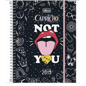 Agenda Planner Tilibra Capricho