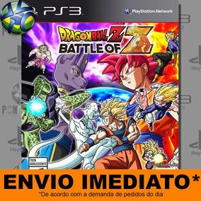 Jogo Dragon Ball Z Battle Of Z Promoção Pronta Entrega Ps3