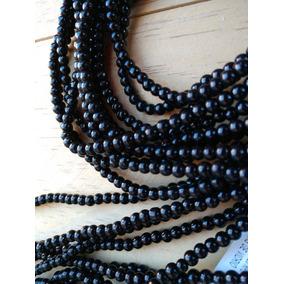 Lote 10 Tiras De Perlas De Vidrio Resisten Para Bisutería