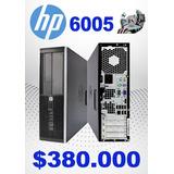 Cpu Hp 6005 Corporativa