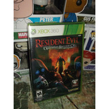 Resident Evil Operation Raccon City Xbox 360 Envio Gratis