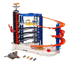 Hot Wheels Super Ultimate Garage Motorizado Tienda Oficial