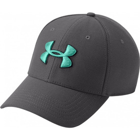 Gorra Under Armour Ua Blitzing 3.0 Original Gris