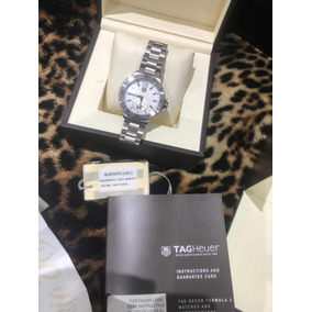 Tag Heuer F1 Con Papeles