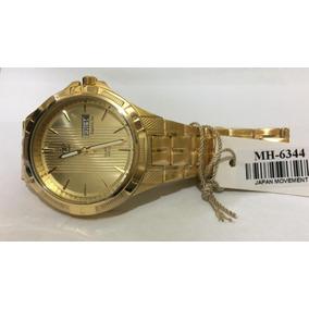 51863a0f1f3 Relogio Feminino Vip Dourado - Relógio Feminino no Mercado Livre Brasil