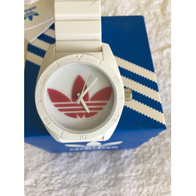 Relógio adidas Adh 2980 Branco 100% Original Pronta Entrega