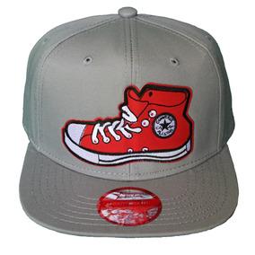 Gorra Converse Rojo Get Lucky Snapback Algodon Calidad Nuevo 24eb3d4ff08