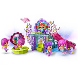 Pinypon Reino De Sirenas Fig + Acc Int 11510 Pin&pon