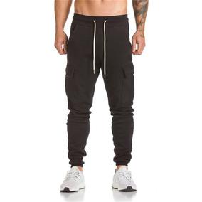 Deportes Para Los Hombres Pantalones Pantalones Casuales Pan