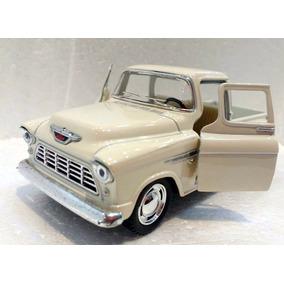 Miniatura 1955 Chevy Stepside Pick-up Escala 1/32