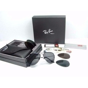 Ray Ban Modelo Rb 3460 De Sol - Óculos no Mercado Livre Brasil 723045c89c
