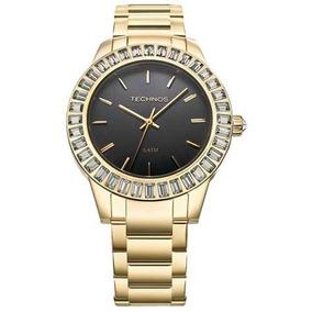 17a47b9c7a33a 4x Kit Pulseira Swarovski Rel%c3%b3gio Technos 2035ffn - Relógios De ...