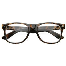 Zerouv - Gafas Con Inspiracion Vintage Original Geek Nerd Cl