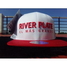 Unicas Gorras River Plate Originales - Ropa y Accesorios en Mercado ... 168dd12ede9