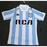 Camisa Do Racing Club Argentina - Camisa Times Argentinos Masculina ... 4c247eba2efb6