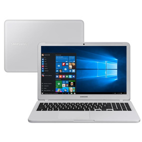 Notebook Samsung 4gb 500gb 15.6s E20 Np350xaa-kdbbr