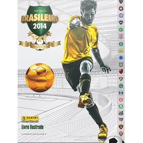 Lote 10 Figurinhas A Escolher Campeonato Brasileiro 2014