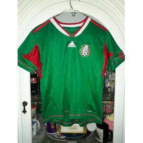 Jersey Playera Cuauhtemoc Blanco Seleccion Mexicana Año 2010 41beddcc1135d