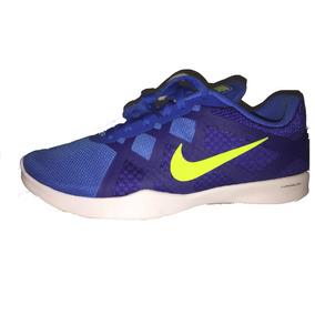 Zapato Nike Dama Nike Womens Lunar Lux Tr Azul 749183-400