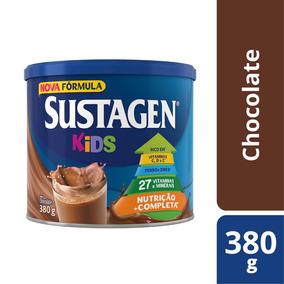 Sustagen Kids 380g Chocolate - Cor Incolor